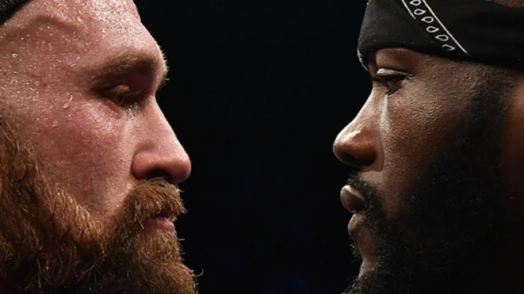 Date set for Tyson Fury and Deontay Wilder as fight is confirmed