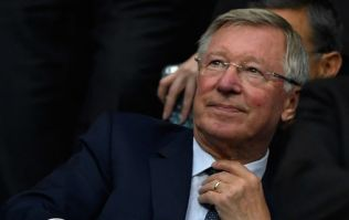 Alex Ferguson's return to Old Trafford truly was something special