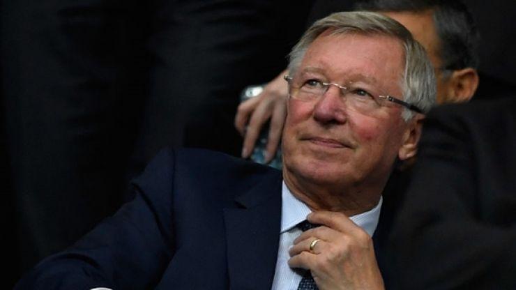 Alex Ferguson's return to Old Trafford truly was something special