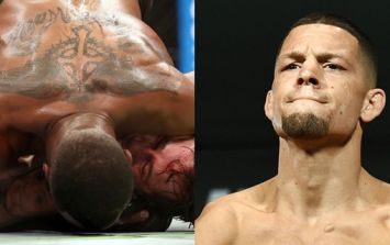 One rumoured UFC 230 main event is now off the table