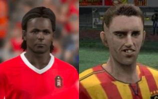 QUIZ: Guess the footballer from their face in Pro Evo