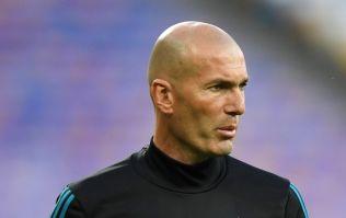 Zinedine Zidane 'holds talks' over move to Major League Soccer