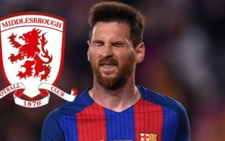 Former Middlesbrough striker runs rings around Pique as Barca drop first points of season