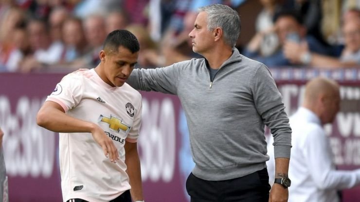 "Jose Mourinho ""reprimanded Alexis Sanchez in front of entire squad"" before West Ham defeat"