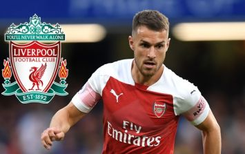 Liverpool reportedly preparing January bid for Aaron Ramsey