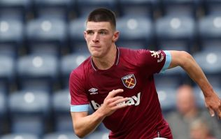 """Ireland are """"resigned to losing"""" Declan Rice to England team"""