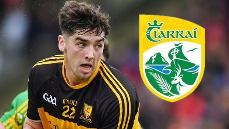 Kerry fans are getting excited as Tony Brosnan repeats scoring heroics