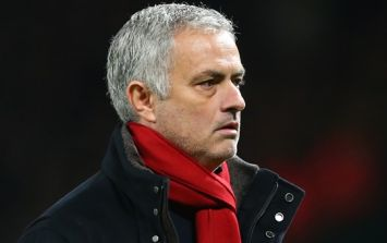 Man United appear to be starting with a 4-3-3 formation for Huddersfield match