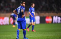 Carlos Tevez's contract at Shanghai Shenua terminated 12 months early