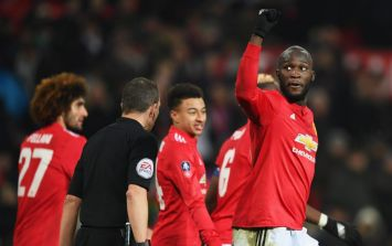 José Mourinho reveals why Romelu Lukaku decided to celebrate against Derby