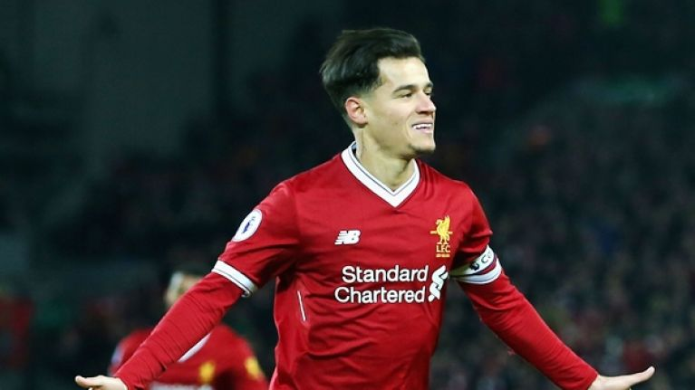 buy popular 53b6f e6fff Barcelona agree €160m deal to sign Philippe Coutinho from ...