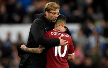 'There was no chance of keeping him' - Jurgen Klopp addresses Philippe Coutinho sale