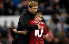 Report suggests Jurgen Klopp was amazed that Barcelona were willing to offer €100 million for Coutinho
