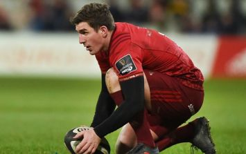 Ian Keatley having the season of his life and he's picking up new believers every week