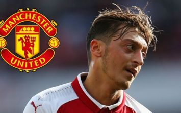 Manchester United closing in on Mesut Ozil for what would be a bargain... in today's market