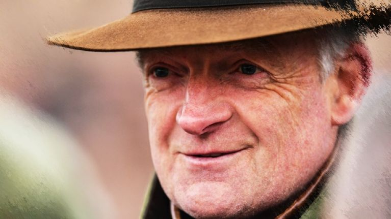 Despite Christmas hiccup, Willie Mullins is well and truly rolling again