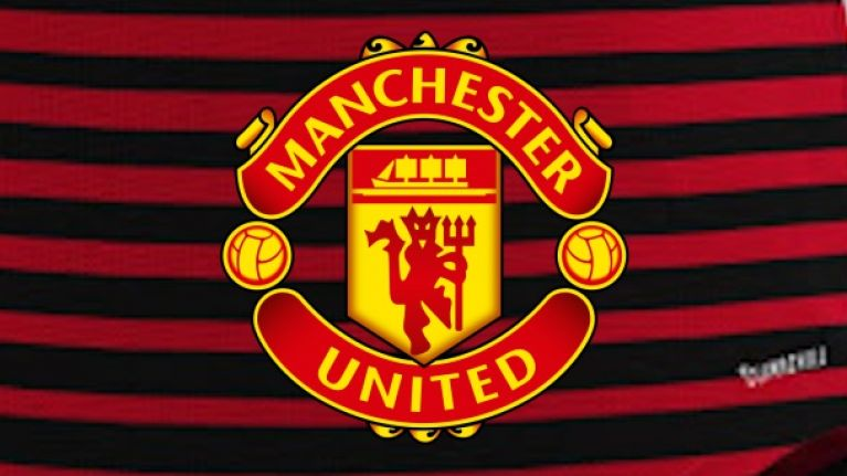 181b9d5f2 Manchester United s leaked 2018 19 home kit isn t great to be honest ...