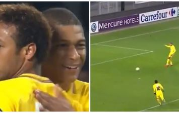 We can't get bored of watching Paris Saint-Germain's amazing counter-attacking goal