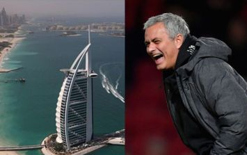 Jose Mourinho reveals on Instagram how United's 'warm weather training' isn't going to plan