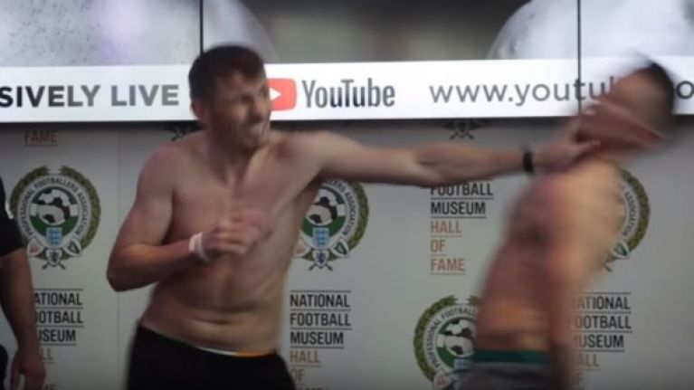 Galway boxer Peter McDonagh receives eight-month ban for weigh-in scuffle