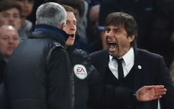 """I won't forget this"" - Antonio Conte on Jose Mourinho war of words"