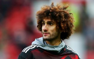 """Manchester United """"highly unlikely"""" to meet Marouane Fellaini's wage demands"""