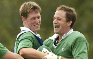 Ronan O'Gara recalls brilliant story about David Humphreys and their Ireland rivalry
