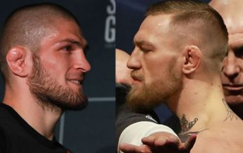 Conor McGregor has made it pretty damn clear that he wants Khabib Nurmagomedov next
