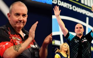 Rob Cross wins the darts, but everyone's banging on about Phil Taylor and Coldplay