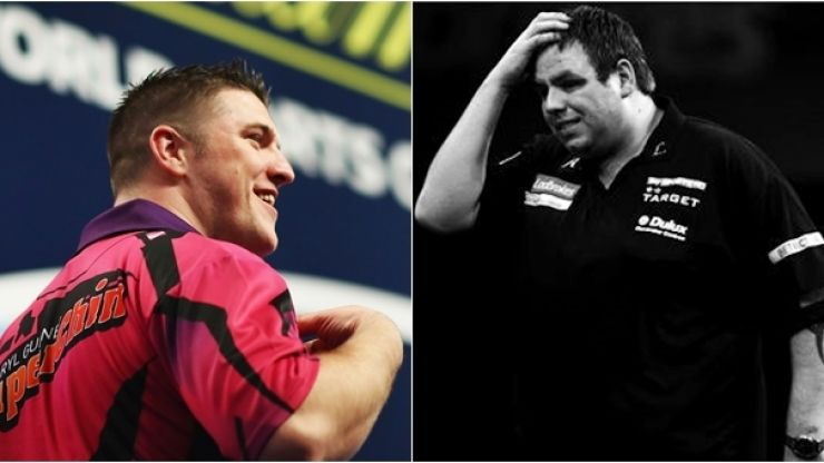 Daryl Gurney joy but some huge names miss out on 2018 Premier League Darts