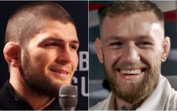Conor McGregor escalates Khabib Nurmagomedov argument as only he can