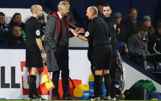 Arsène Wenger charged by FA after Mike Dean comments