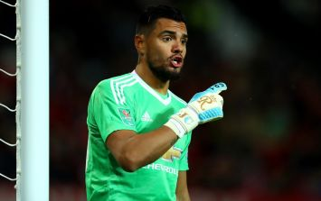 "Sergio Romero is ""hoping for move away from Manchester United to secure World Cup place"""