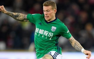 Burnley are considering a move for James McClean