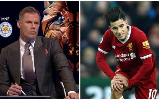 Jamie Carragher's solution to the Philippe Coutinho situation makes perfect sense