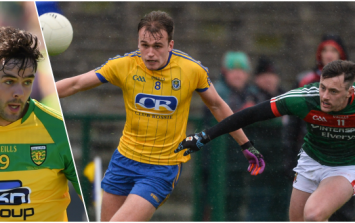 Donegal run riot as Odhrán Mac Niallais nets and Roscommon beat Mayo