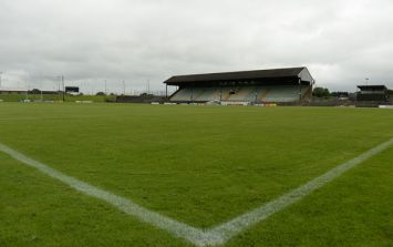 First ever free-taking competition takes place after Longford Meath draw