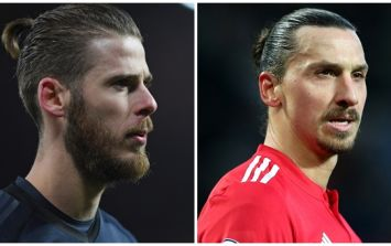 Jose Mourinho offers updates on the futures of David De Gea and Zlatan Ibrahimovic