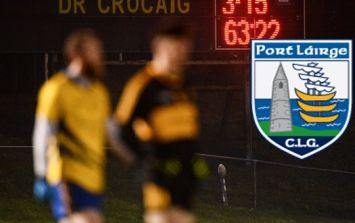3 of 8 Waterford football 2017 championships are still not complete