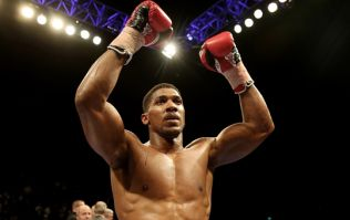 Joseph Parker makes outrageous claim about Anthony Joshua and is promptly pulled up on it