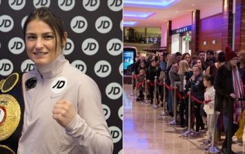 A meet and greet with the champ: Discovering why Katie Taylor is so admired