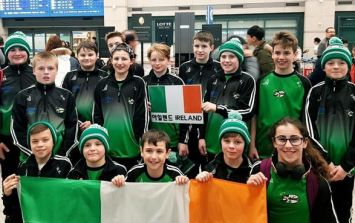 The Saints: the young ice hockey team doing Ireland proud all the way over in South Korea this week