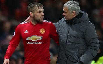 Luke Shaw's comments about Jose Mourinho go against the popular image of the United manager