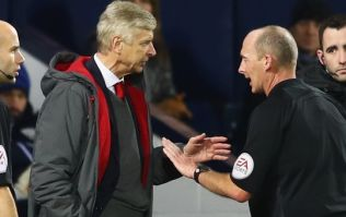 We now know what Arsene Wenger said to earn his three-match touchline ban