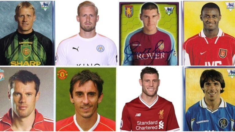 QUIZ: Which footballer has played more games in the Premier League?