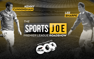 Get tickets for SportsJOE Premier League Roadshow in Number Twenty-Two on 31 January