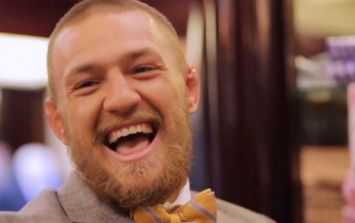 UFC press release suggests Conor McGregor won't actually be stripped