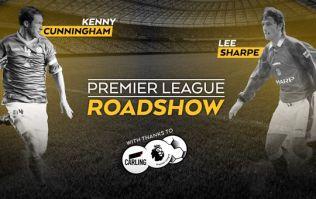Get tickets for SportsJOE Premier League Roadshow in Number Twenty Two on 31 January