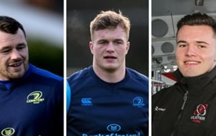 van der Flier, Stockdale and Healy need big games this weekend to start in Paris