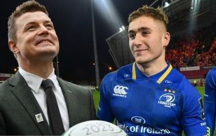 Brian O'Driscoll believes Jordan Larmour's Six Nations shot may be on the wing